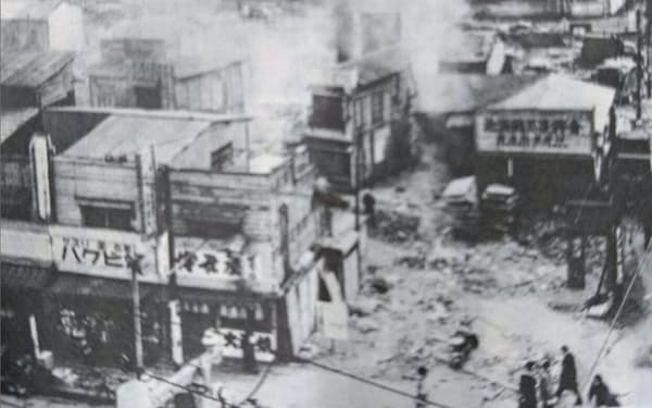 1950年前後の池袋