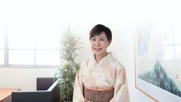 「リーダーは弱みを見せてこそ」法政大学田中優子総長