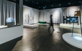 ソニーはデザインイベント「ミラノデザインウィーク2018」に5年ぶりに出展。展示ブースの設計に初めてVRを活用した