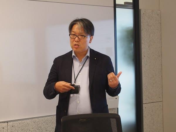 Tableau Japanの佐藤豊社長