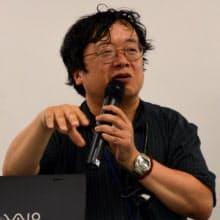 立命館大学情報理工学部の上原哲太郎教授