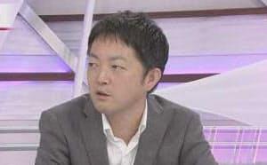 奥平和行編集委員(9月17日出演)