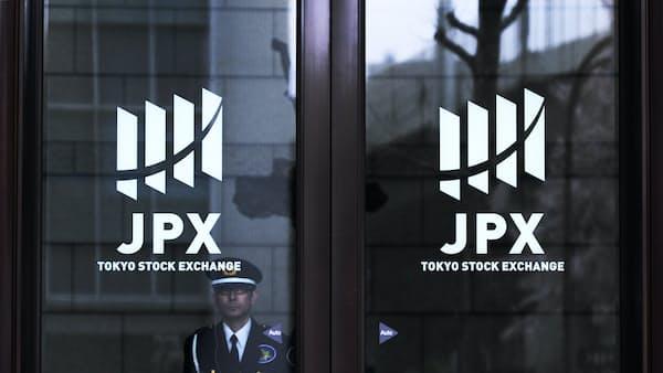 東証10時 続伸、過熱感意識で一時下落 値がさ株高い
