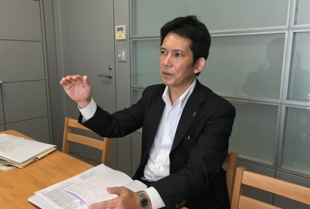 損害保険ジャパン日本興亜人事部グループリーダーの福元利一氏