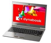 東芝の「dynabook R631」は、インテルの提唱する「ウルトラブック」に準拠する新しいモバイルノートパソコン