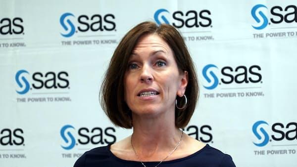 SAS、顧客所有のビッグデータをそのままクラウドで