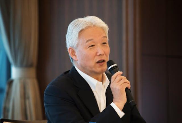 花王の沢田道隆社長