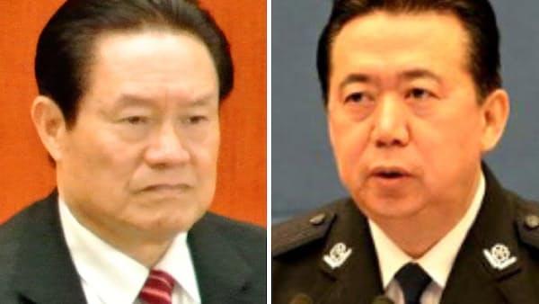ICPO振り回す中国権力闘争の苛烈さと既視感