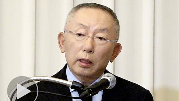 ファストリ柳井氏「米中貿易戦争には対応できる」