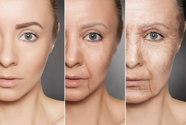 最近話題の「糖化」は老化要因の一つで、肌のハリやシワなどにも密接に関係している。写真はイメージ(c)transurfer-123RF