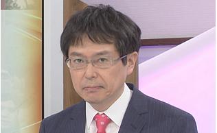 岸本好正・日経プラス10キャスター(10月16日出演)