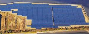 「大分県宇佐市1号・2号太陽光発電所」(出所:日本再生可能エネルギーインフラ投資法人)