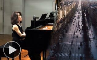 サティ生誕150年のパリを弾く 花房晴美さん