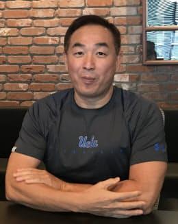 ドーム社長の安田秀一氏