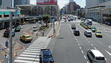 品川駅前に巨大広場、地下鉄延伸がネックになる恐れ
