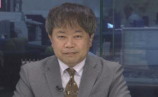 小栗太編集長(11月7日出演)