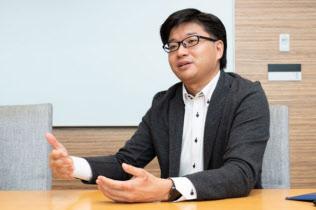 日本マイクロソフトMaaS兼Smart Buildingソリューション本部の清水宏之専任部長