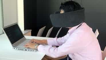 「集中空間」を着る、筆者は仕事に没頭できるか