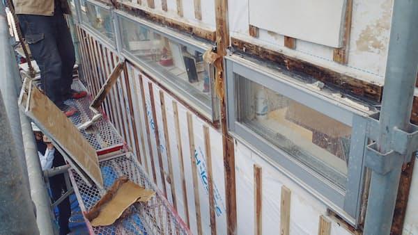 家を改修してもまたカビ 通気工法に変えたのになぜ?