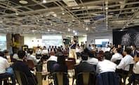 ・顧客との連携を深めるためのオープンイノベーション専用スペース「DEJIMA(デジマ)」を開設した