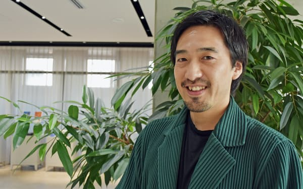 建築家 田根剛氏