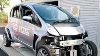 EV走行中給電で長距離ドライブ 意外なほど低コスト