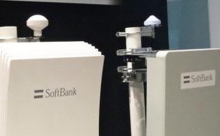 ソフトバンクが2016年秋に導入したファーウェイ製とZTE製の基地局