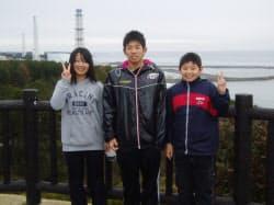 背景には福島第1原発が…(2011年2月)