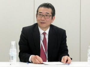 日揮の花田琢也執行役員CDOデータインテリジェンス本部長
