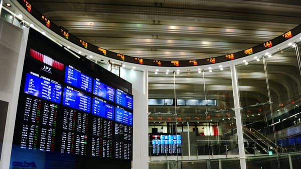 米株安を嫌気 米中協議の進展期待が支え(先読み株式市場)