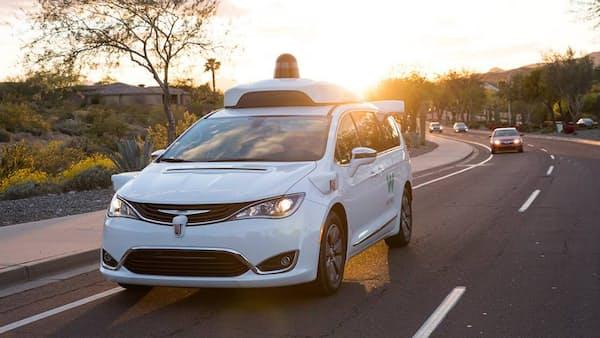 米FAMGAが描く 似て非なる自動車の未来