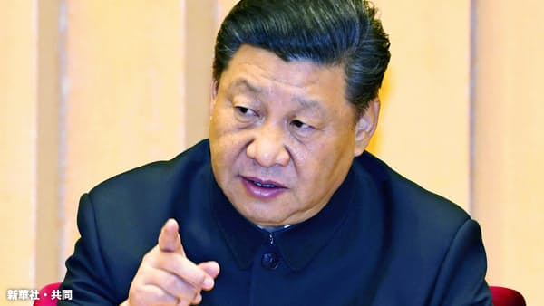 中国、台湾統一へ5提案 蔡政権外しで分断図る