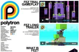 「FEZ」の公式サイト