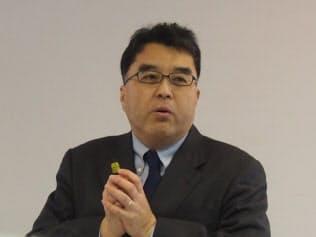 NECの中村祐一中央研究所理事