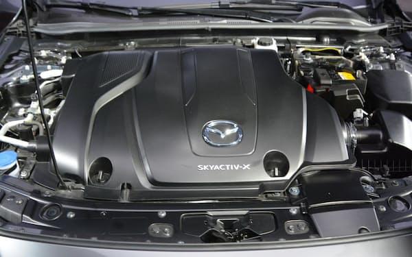 マツダの新世代エンジン「スカイアクティブX」