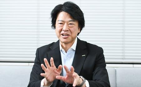 サラヤ取締役・コミュニケーション本部本部長・代島裕世氏