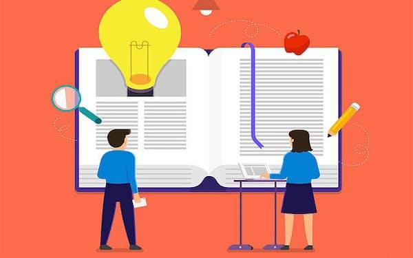 学びを成果に変えようとしたときに陥る壁…解決策は(イラストはイメージ=PIXTA)