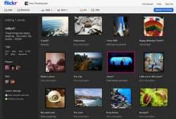 写真 ドラッグ・アンド・ドロップに対応したFlickrの新しいアップローダー