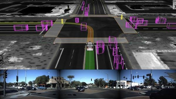 トヨタ、自動運転地図の基盤公開へ グーグル対抗