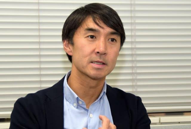 田中将大投手の通訳を務める堀江慎吾さん