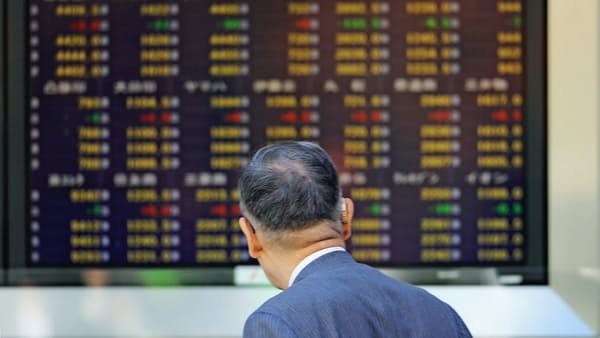 戦意失う個人投資家 証券会社の減益決算に影