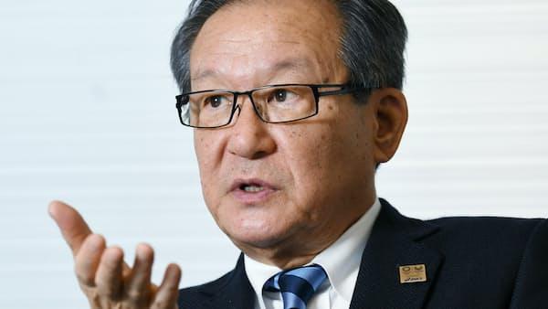 ハイカラな神戸 発信 アシックス会長CEO 尾山基さん(もっと関西)