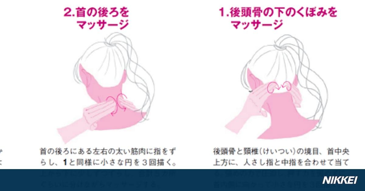 頭痛や耳鳴りの原因「首こり」を解消: 日本経済新聞