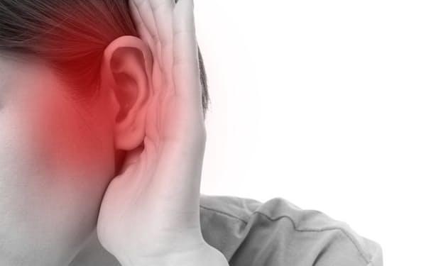 「聞こえ」に関係する「耳の薄毛」とは一体どんな状態を指すのでしょうか。写真はイメージ=(c)9nongn-123RF