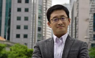 長縄さんは自由な働き方のできるシンガポールで約40人の会計事務所を率いる