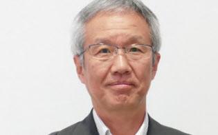 ファーウェイ・ジャパン キャリアネットワークビジネス事業本部CTOの赤田正雄氏。サイバーセキュリティ&プライバシー責任者も務める