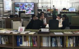 ジェイテクトが新設した研究施設(写真:日経 xTECH)
