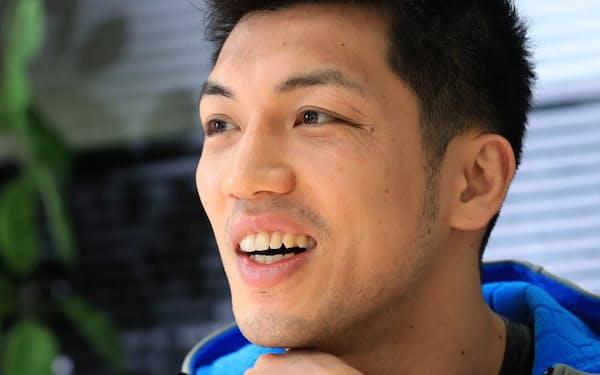 村田は年明け以降の練習で、復活の手応えを感じてきたという