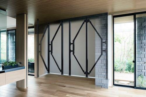 新開発の耐力壁「KyureK」(出所:大和ハウス工業)