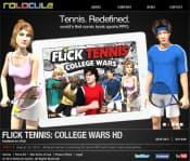 RoloculeGamesのホームページ